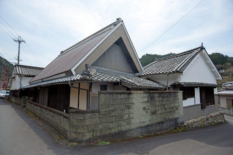 奈良県吉野町の古民家