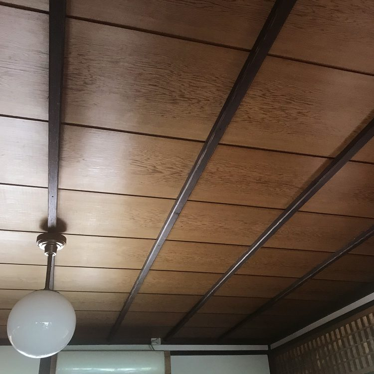 キッチンの天井