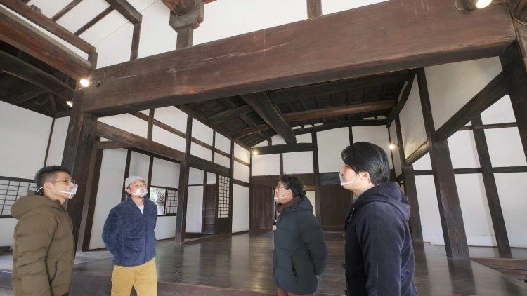 プロと訪れる古民家「重要文化財 中家住宅」