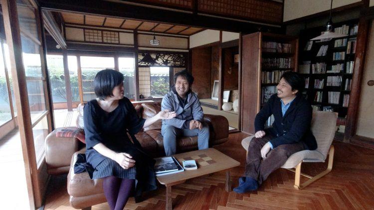 空間建築工房の吉田さん